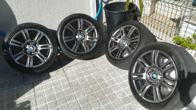 Jantes 17 BMW pack M com pneus