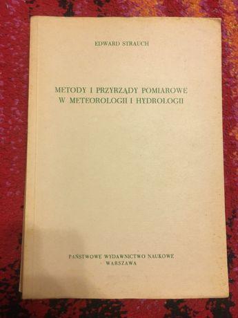 METODY I PRZYRZĄDY POMIAROWE W Meteorologii I Hydrologii 1972