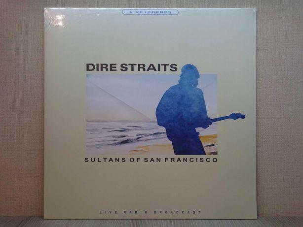Виниловая пластинка Dire Straits – Sultans Of San Francisco НОВАЯ!