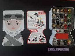 star wars coleção bustz caixa branca