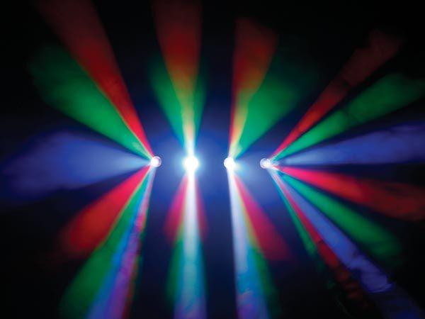 Efekt świetlny dyskotekowy listwa Led magic bar