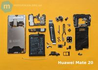 Детали запчасти Huawei Mate 20 и 20 Lite разборка для хуавей 20 лайт