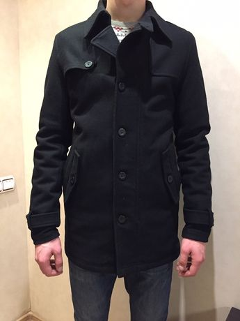 Пальто куртка тренч утеплённая VAILENT