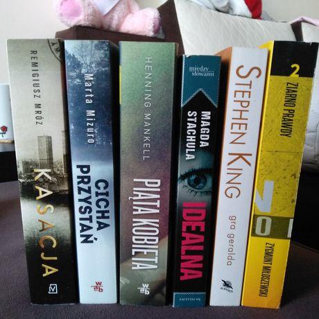 Okazja! 6 książek wyd. Kieszonkowe w atrakcyjnej cenie