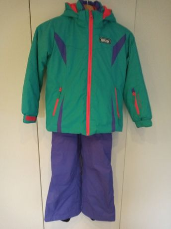 Komplet narciarski BRUGI 122/128