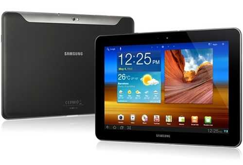 Tablet Samsung P7500 Galaxy Tab 10.1 3G - 16GB + Teclado   NOVO