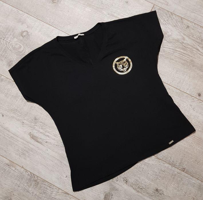 Koszulka czarna Megi Collection Lubin - image 1