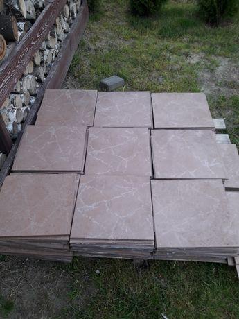 Płytki tarasowe z demontażu