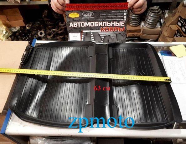 Коврики коляски и багажника (комплект) Днепр (Мт), К-750 (Касик), Урал