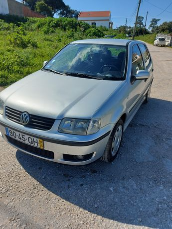 Vw polo 1.0 gasolina