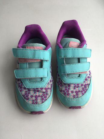 Adidas kids кроссовки кеды оригинал 26 размер