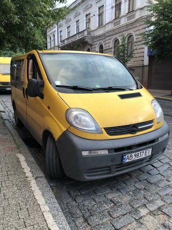 Opel vivaro 1.9td