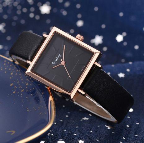 Женские кварцевые часы SPRAOI кожаный ремешок (Разные Цвета)