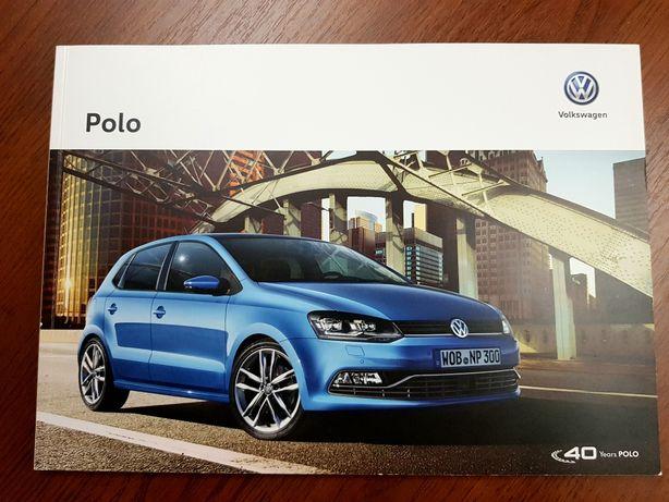 Рекламный каталог журнал Volkswagen Polo