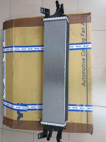 Ford escape радиатор интеркулер