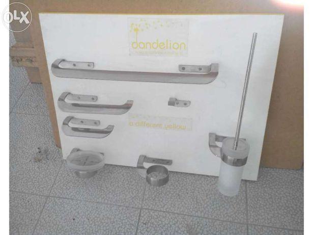 Linha de Acessórios de Banho Design Exclusivo