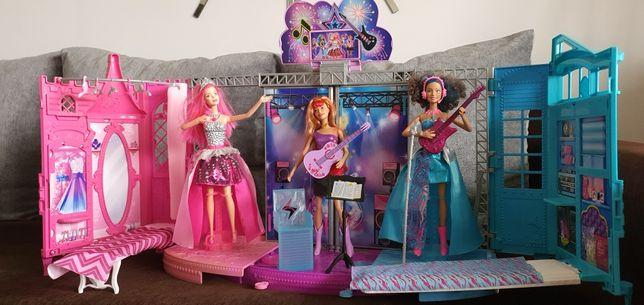 Rockowa scena Barbie