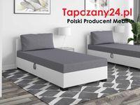 Łóżko hotelowe Tapczan młodzieżowy Sofa 90/195 EKSPRES DOSTAWA