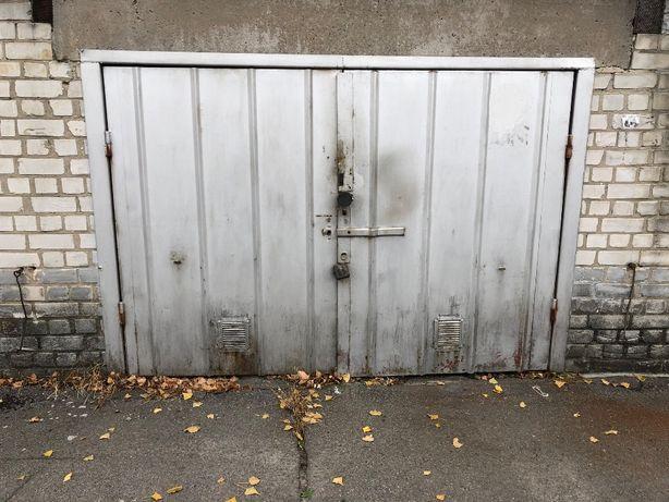Продам кирпичный гараж в районе Оптовой базы 1 этаж