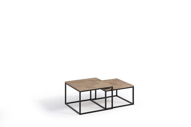 Ława /Stolik 2 w 1 industrialny/loft/nowoczesny