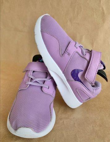 Nike liliowe dla dziewczynki
