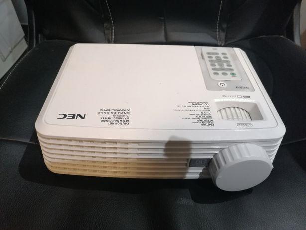 NEC Np200 Projektor
