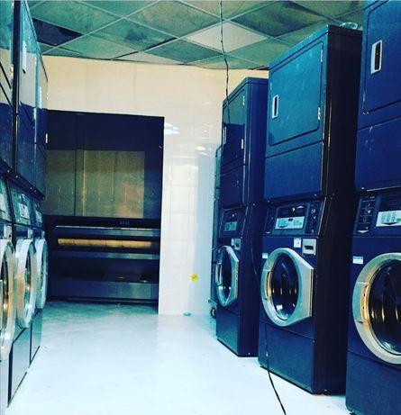 Máquina de lavar e secar roupa Self-service lares e hospitais