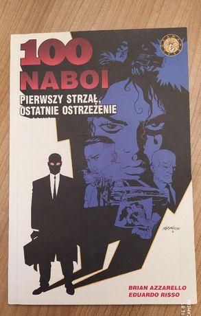 100 Naboi - Pierwszy strzał ostatnie ostrzeżenie - autograf