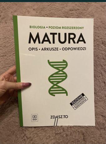 Matura biologia rozszerzona, arkusze i odpowiedzi