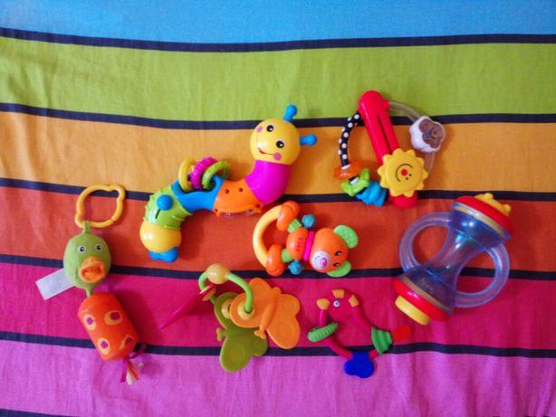Погремушки грызун игрушки фирменные