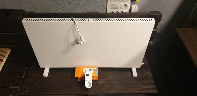 Обогреватель  конвектор Termoplaza TP 375 / терморегулятор terneo rz