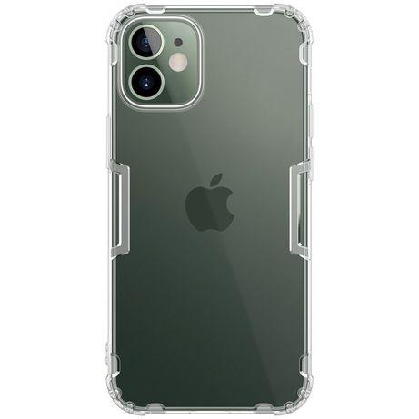 Capa Traseira Nillkin Nature Iphone 12 Mini - Transparente