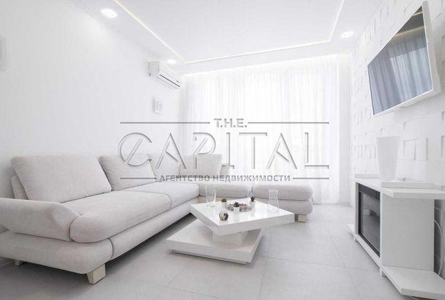 Видовая квартира ЖК Киевская Венеция, 33 этаж
