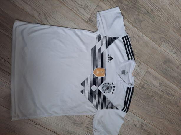 Koszulka reprezentacji Niemiec z 2018 roku