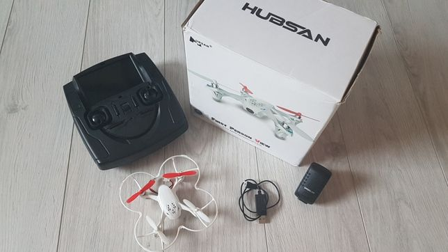 Dron Hubsan X4 First Person View