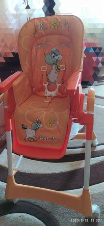 Продаю стульчик для кормления Capella fabula б/у