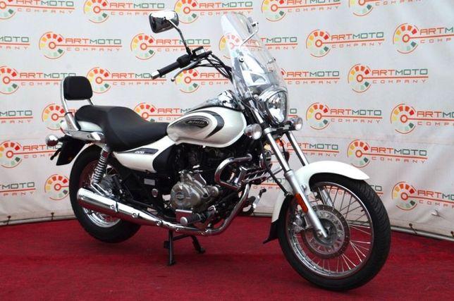 Мотоцикл BAJAJ AVENGER CRUISE 220, Есть Рассрочка