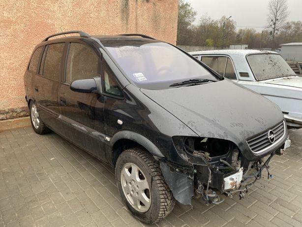 Опель зефира Opel Zafira А Зафіра А разборка 2.0 зефіра розборка шрот