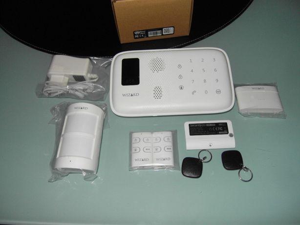 Kit Alarme GSM NOVO