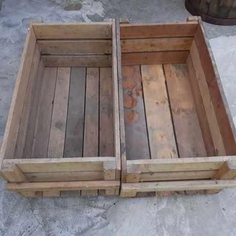 ящик деревянный (дубовий)