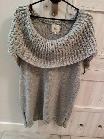 Sweterek tunika XL