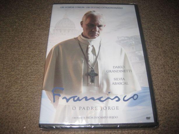 """DVD """"Francisco- O Padre Jorge"""" Selado!"""