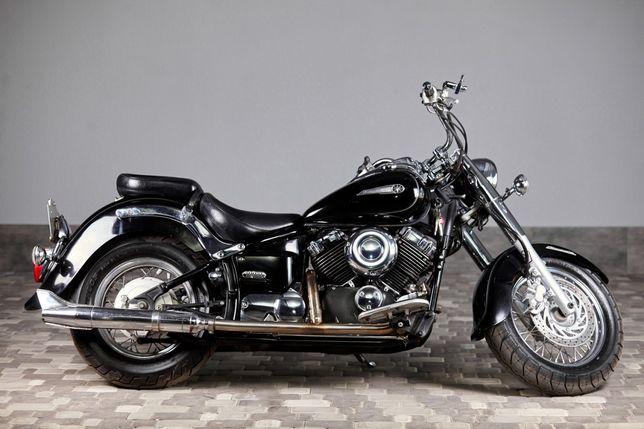 Мотоцикл Ямаха Драг Стар 400 классік