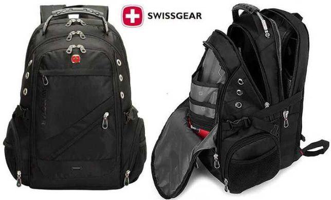 Городской рюкзак прочный SweesGear 8810 Черный Свисгир качество ТОП!