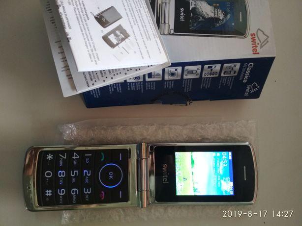 Новий мобільний телефон Switel M220