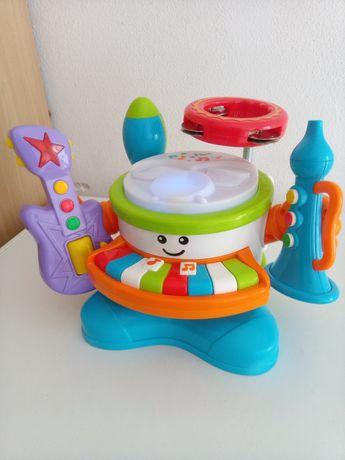 Brinquedo musical 12meses