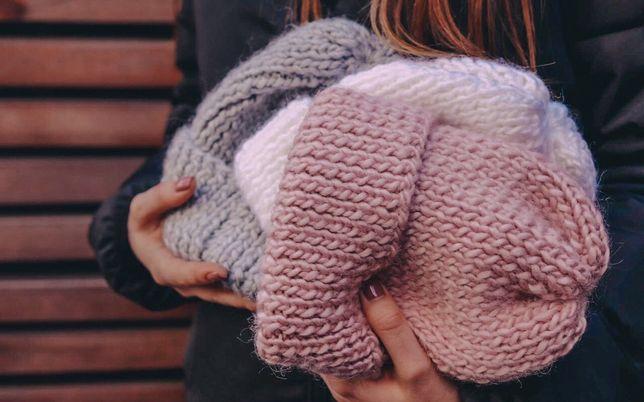 Вязанные шапочки (Knitted Merch)