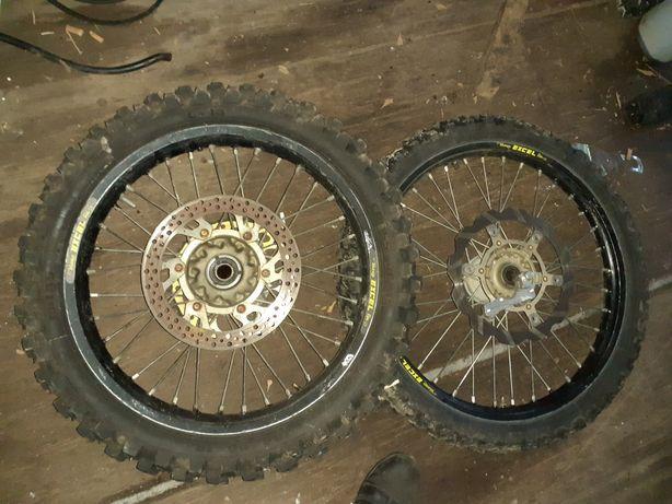 Yamaha yz 250f rodas