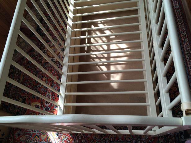 Кровать детская качалка