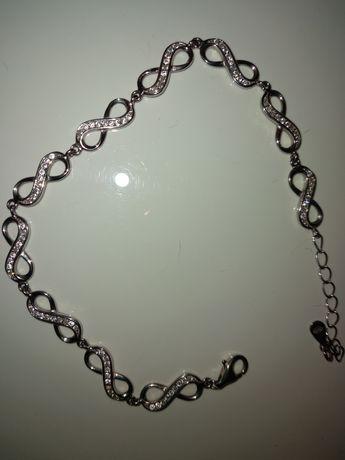 Sprzedam srebrną  bransoletkę!!!